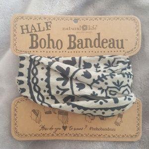 NEW Natural Life Boho Bandeau